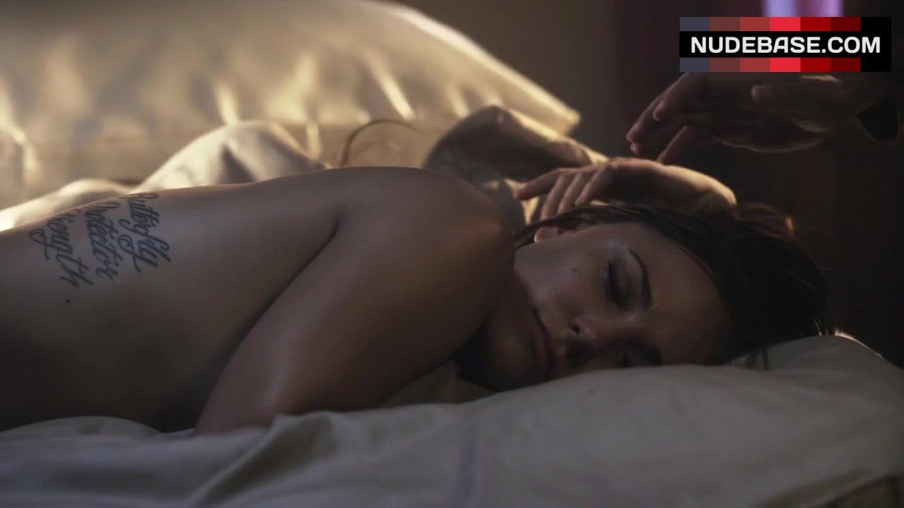 Briana evigan naked boobs, choke fuck sex