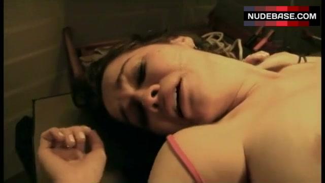 Ava Santana  nackt