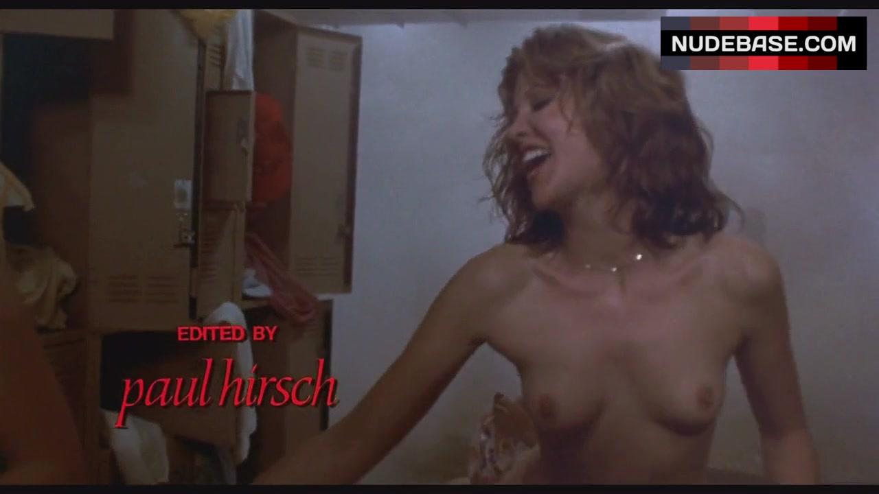 Allen nackt Nancy  Nude video