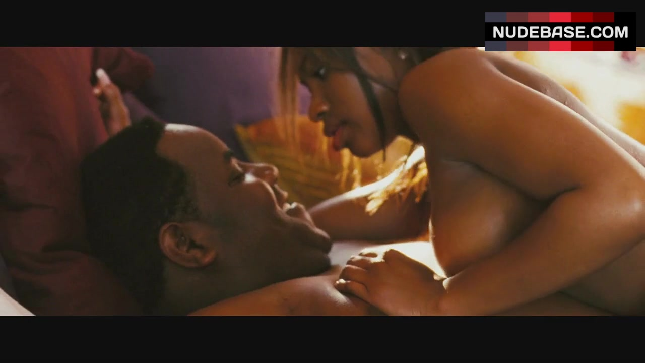 Women naturi naughton sex scene in notorious bubble