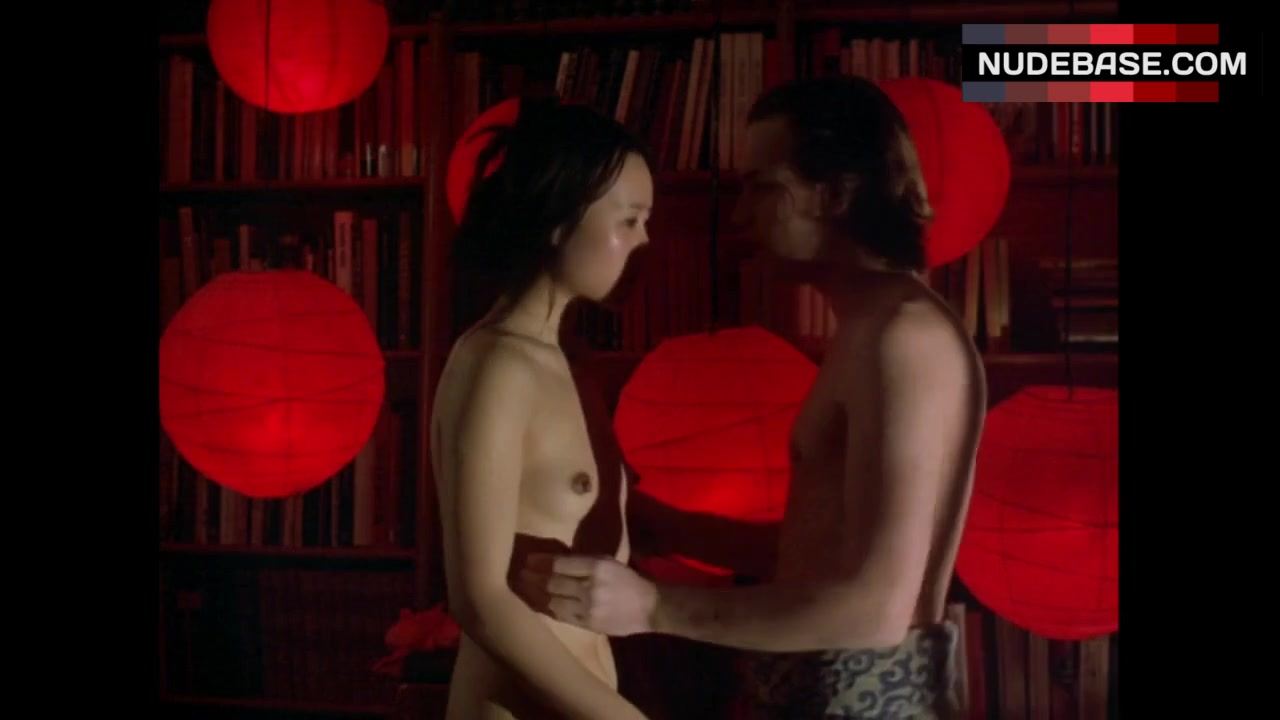 Vivian Wu Nude Minimalist vivian wu naked in bath – the pillow book (0:36)   nudebase