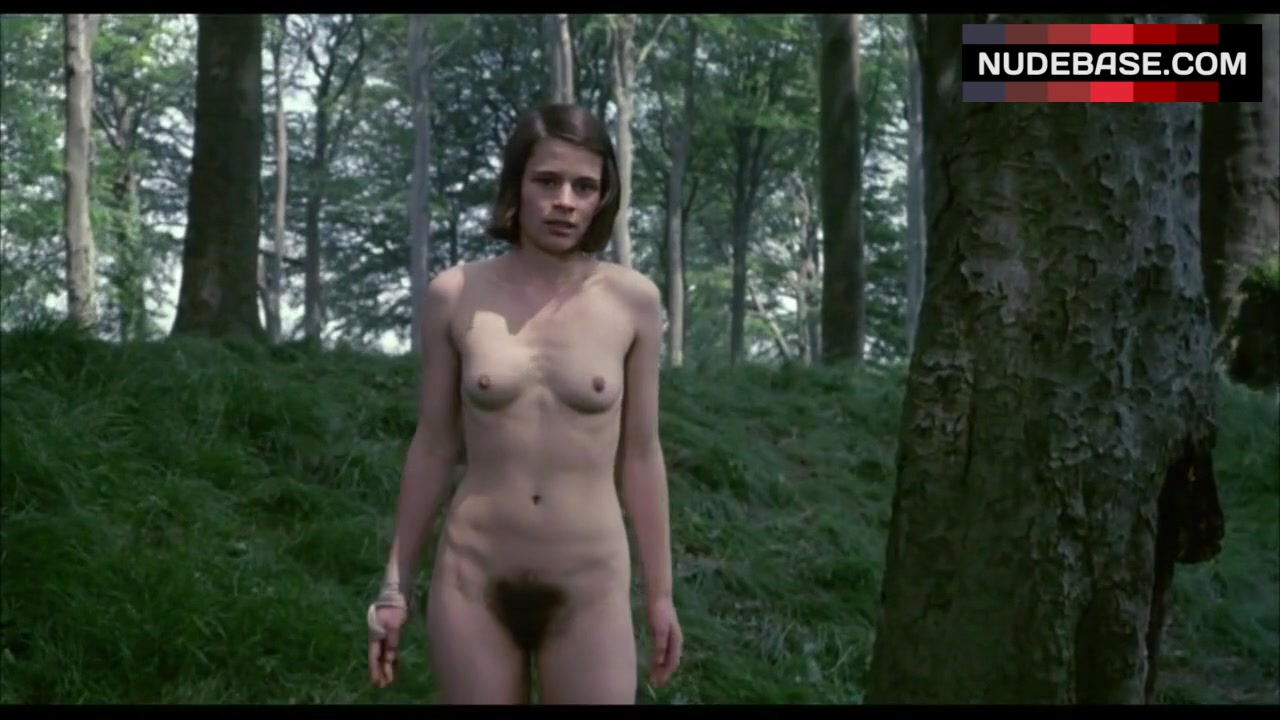 Hairy suzanna hamilton 1984 nude celebrity - 3 part 4