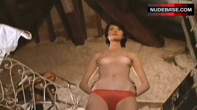 nackt Muzio Francesca A sit
