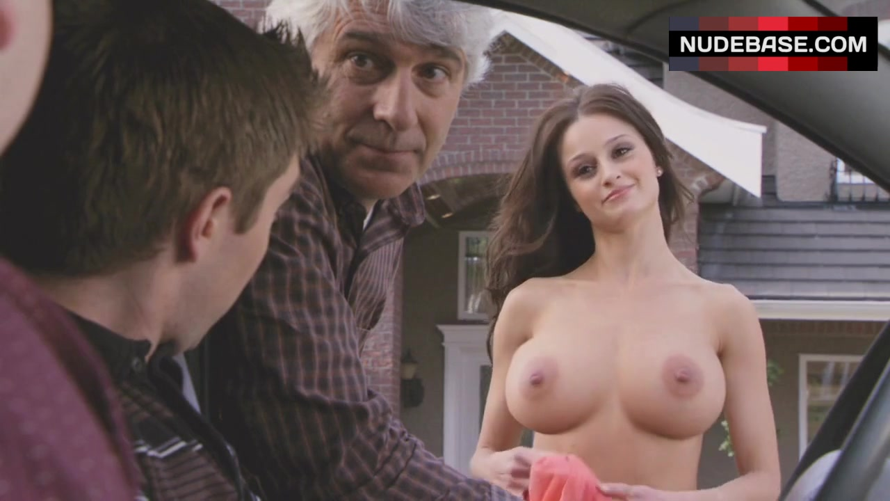 American Pie Nude Boobs melanie papalia naked boobs – american pie presents: the book of love