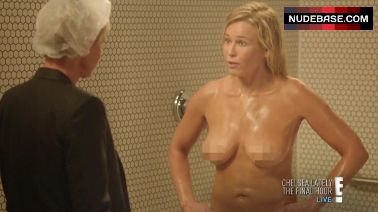 Ellen degeneres naked celebrity