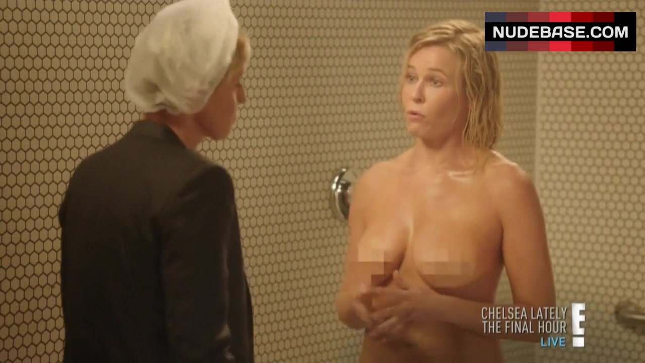 Naked chelsea lately cum