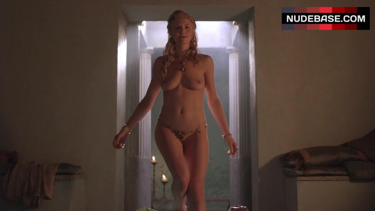 Bianca topless gif — 1