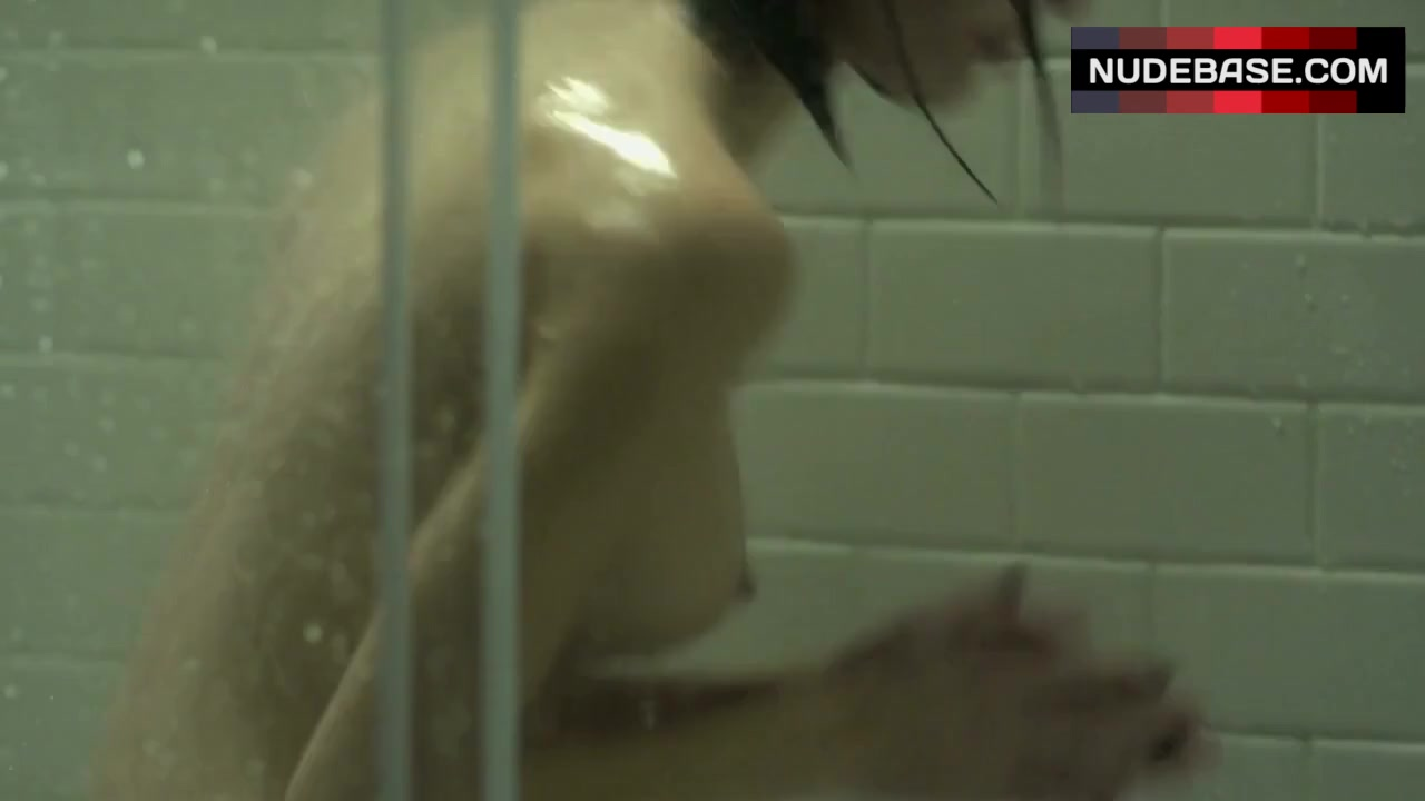 Christy Carlson Romano Full Nude in Shower – Mirrors 2 ...
