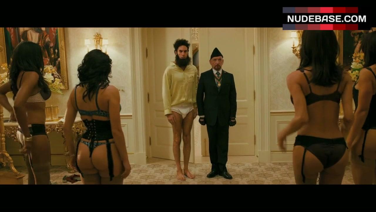 DiCaprio nackt Dominique  Naked Dominique