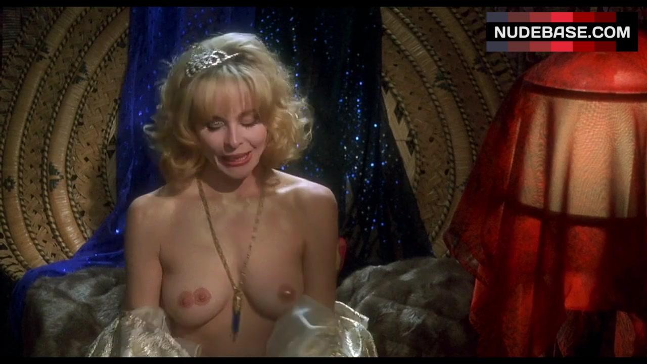 Priscilla barnes boob slip