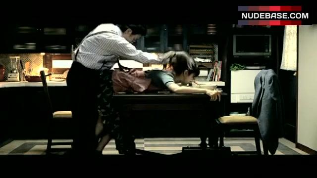 Lee Shin  nackt