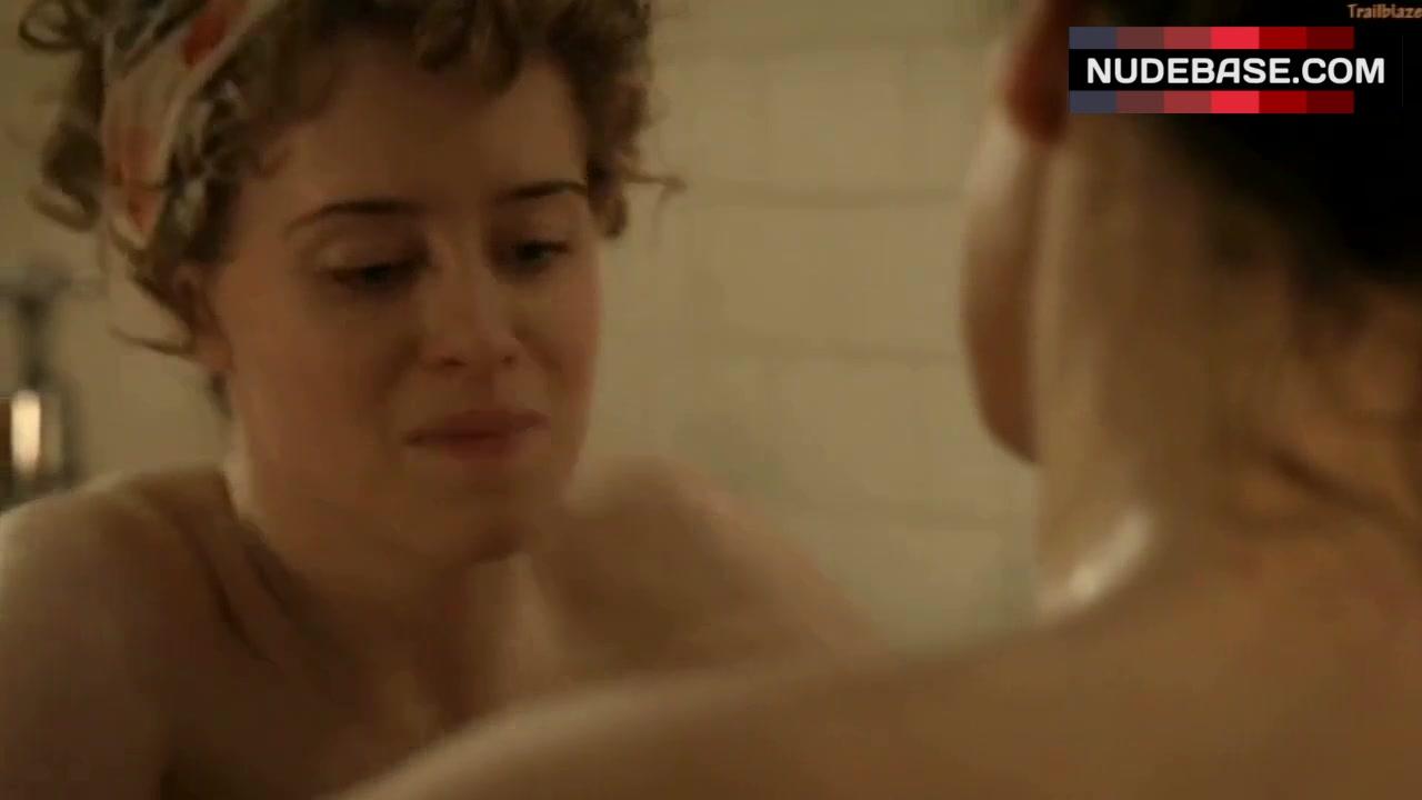 Nackt  Anna Wilson-Jones Season 3,