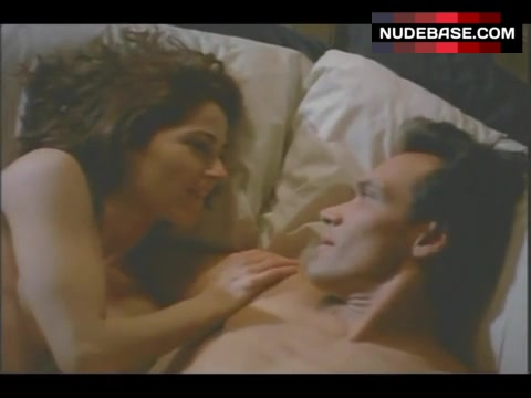Naked Garcelle Beauvais In Nypd Blue Ancensored