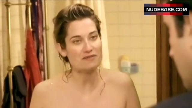 Devos nackt Emmanuelle  Emmanuelle Devos