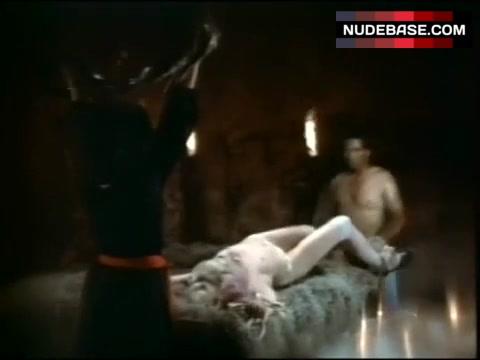 Alisha Fontaine  nackt