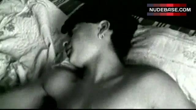 Sylvia Vilchis  nackt