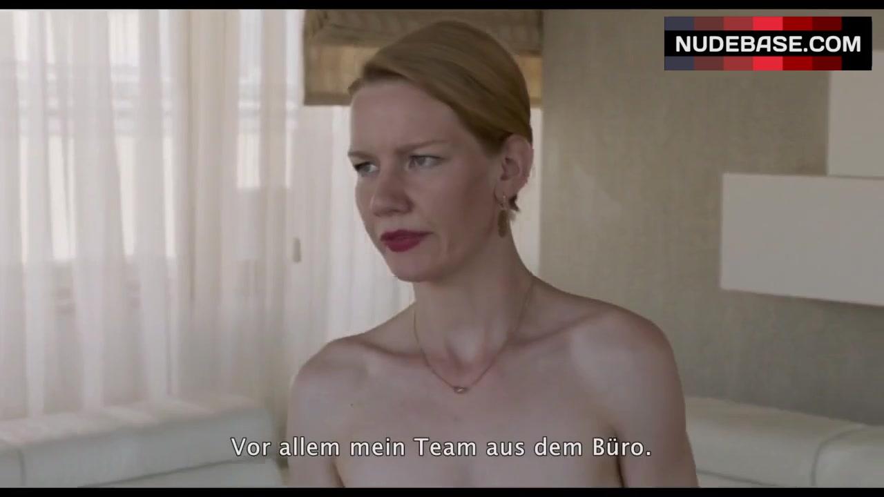 Toni sandra hüller erdmann nackt Sandra Hüller: