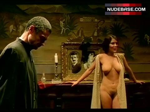 Nackt Gabriela Canudas  Otilia Rauda: