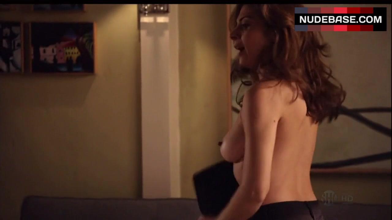 Thorne nude callie Callie Thorne