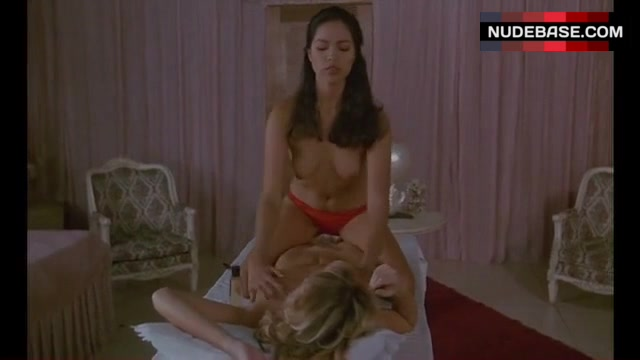 Maria Isabel Lopez  nackt