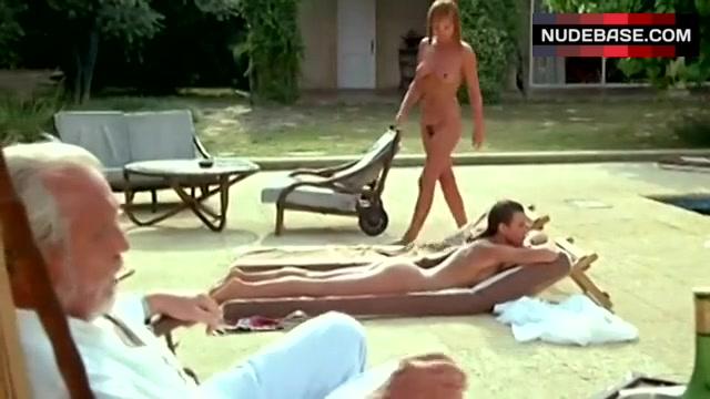 Nielsen nackt Barbara  Nudity in
