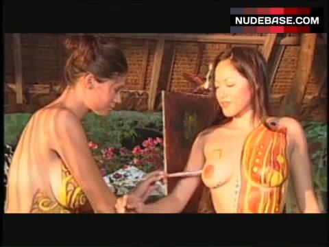 Jen Rosendahl  nackt