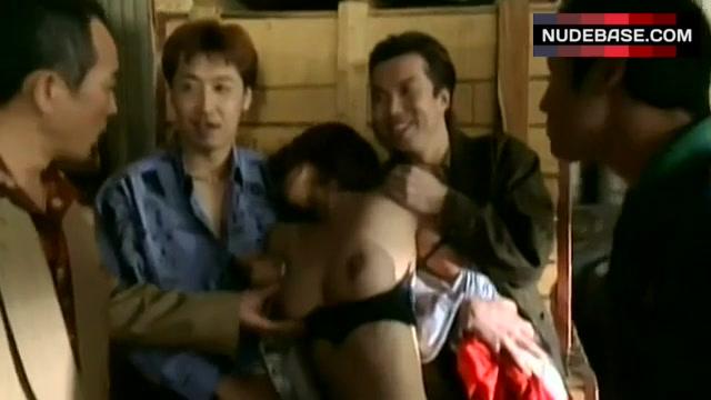 Naoko Inoue  nackt