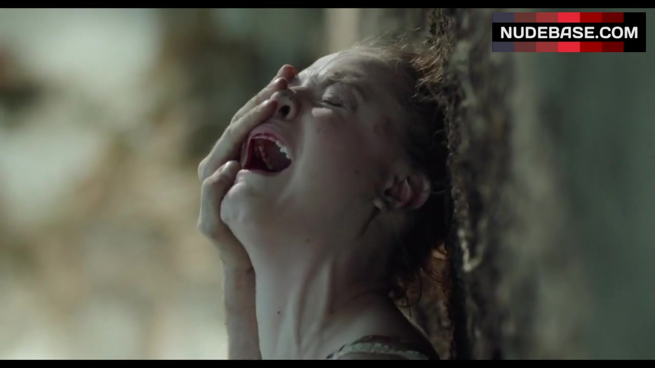 Into the forest rape scene
