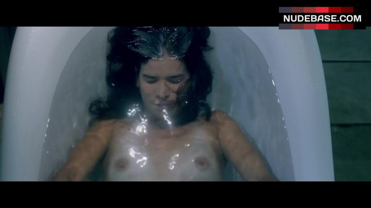 Patricia Velasquez Topless