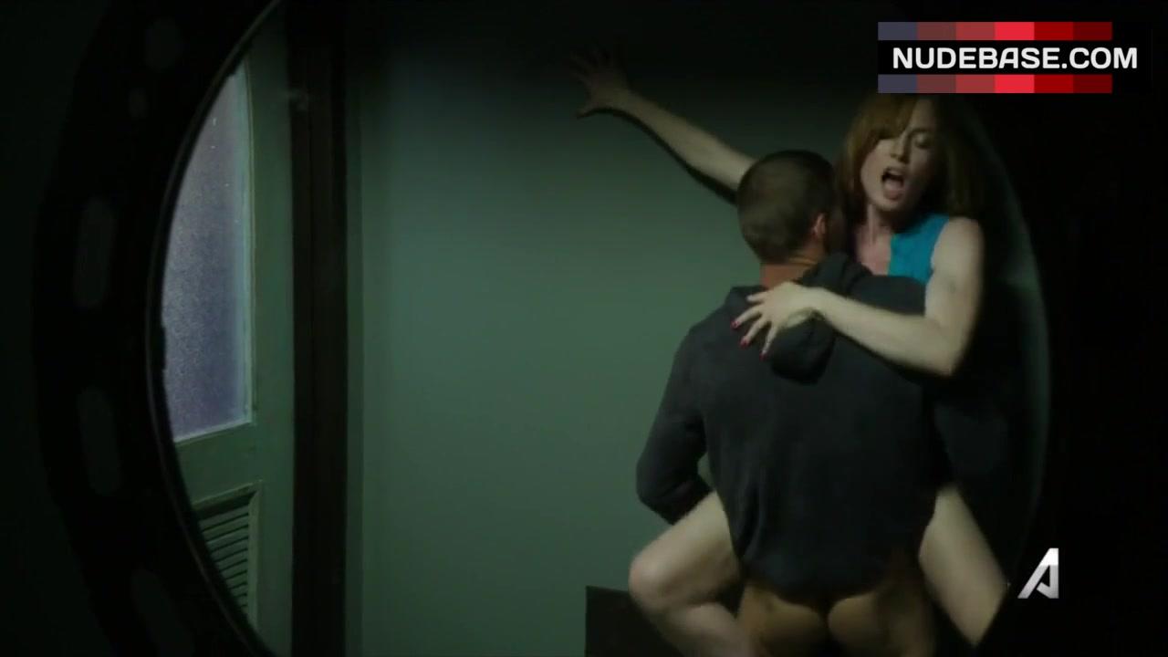 Alicia Witt Hot Sex Scene – Kingdom ...