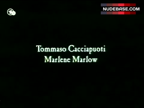 Nackt sex marlow marlene Marlene Marlow