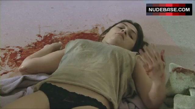 Alexandra Barreto  nackt