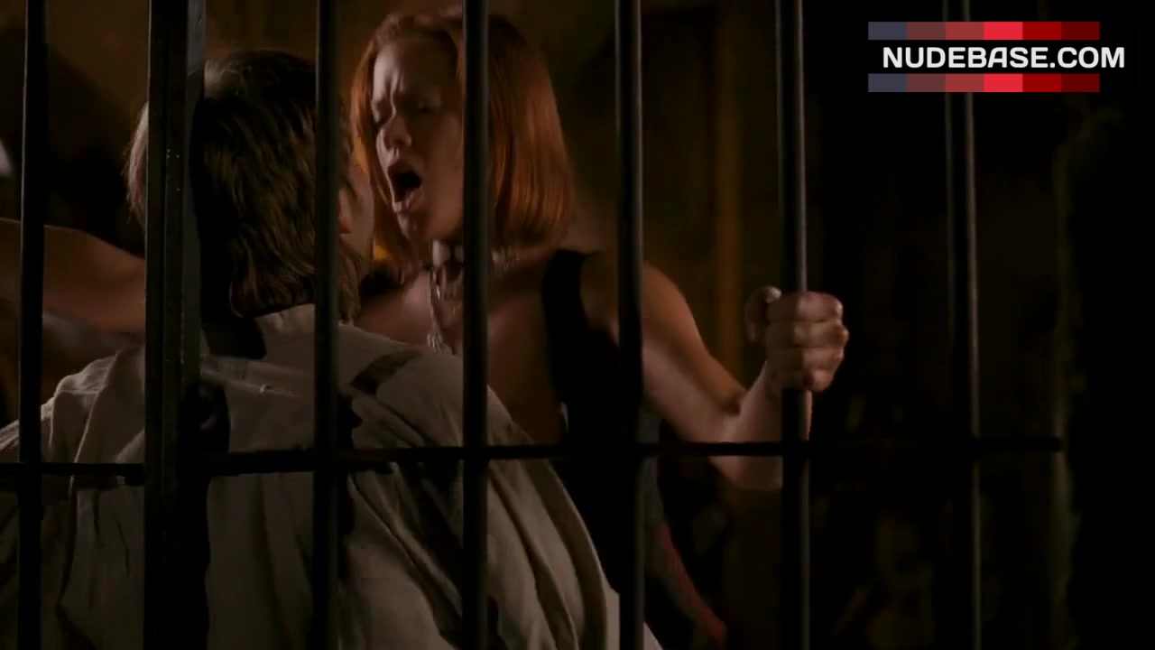 Bloodrayne nude scene — 3