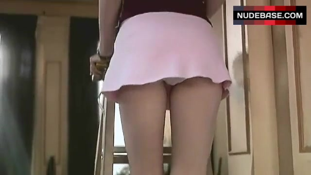Jane McGregor  nackt